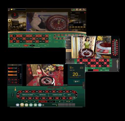 รูเล็ต roulette รูเล็ตถ่ายทอดสด