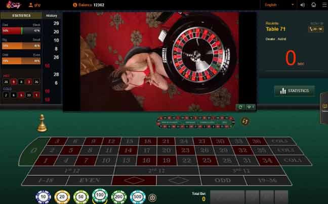 รูเล็ต ae casino